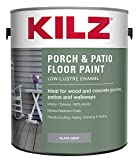 KILZ Interior/Exterior Enamel Porch & Patio Latex...