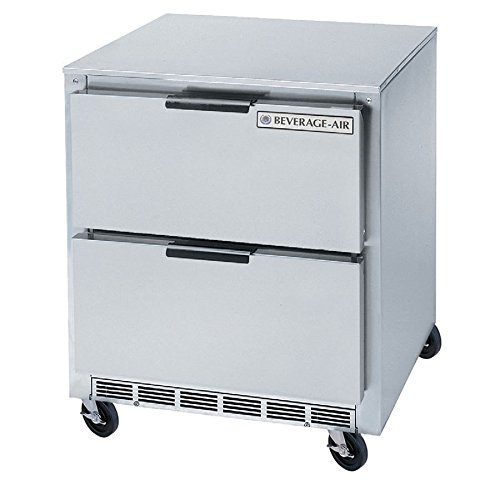 Best Prices! Beverage-Air Commercial Undercounter 27 Ucrd27A-2