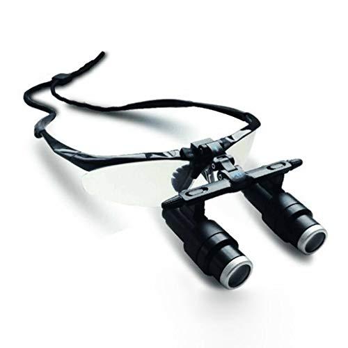 magnification glasses BoNew 4.0X 420MM Medical Loupe Surgical Binocular Loupes Dental Magnifying Glasses