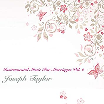 Instrumental Music for Marriages, Vol. 2