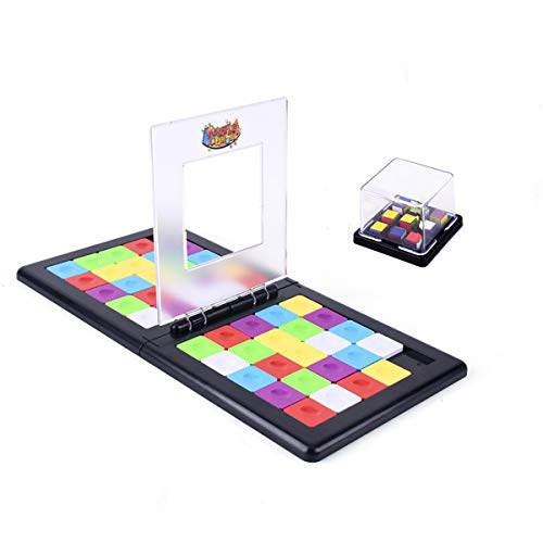 Magic Block Game Race Puzzle mágico Sequence Board Game,Juguete Creativo Game For...