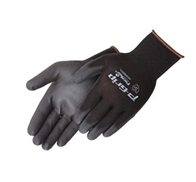 Liberty P-Grip Ultra-Thin Polyurethane Palm Coated Glove with 13-Gauge Nylon/Polyester Shell