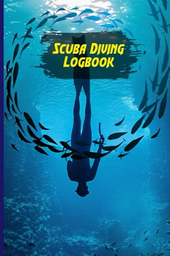 Scuba Diving Logbook: Best Book To Record Dives! 200 Pages! Pink Cover, Professional Or Recreational Divers, Girls Or ... One Full Page For Each Dive And So Much More
