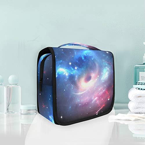 Trousse de maquillage pour maquillage Space Galaxy Stars Universe