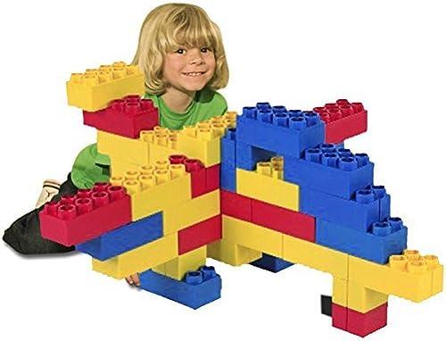 Kids Adventure Jumbo Blocks Learner Set - 48. Pcs