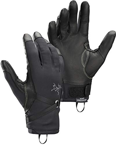 Arc'teryx Alpha SL Glove (Black, Medium)