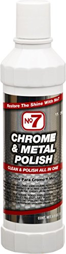 No. 7 Chrome Polish, 8 oz. (10120)
