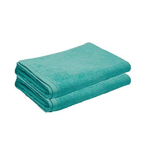 toalla turquesa de la marca My Home