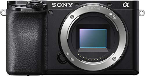 Sony Alpha ILCE 6100 24.2 MP Mirrorless Camera Body only...