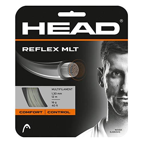 Head Reflex MLT Rollo Cordajes de Raquetas de Tenis, Adultos...