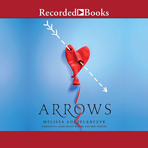 Arrows audiobook cover art