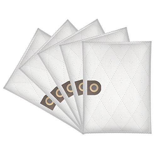 ✧WESSPER® Staubsaugerbeutel für ARLETT 1800 (5 Stück, Synthetische)