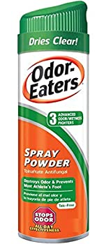 Odor-Eaters Foot Spray Powder 4 Oz  Packaging May Vary