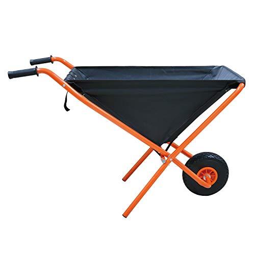 PLOW 折り畳み 運搬用一輪車 カート