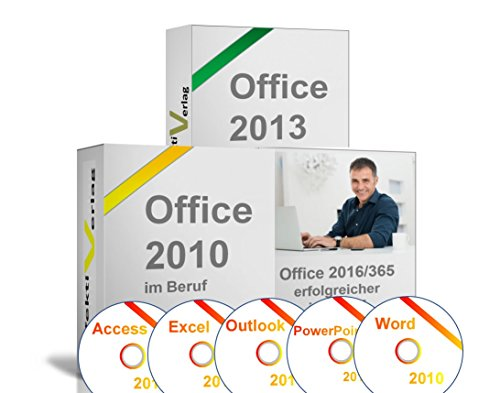 Office 2016/2013/2010 schneller und effizienter im Beruf einsetzen insgesamt 15 Trainings mit Access, Excel, Outlook, PowerPoint und Word