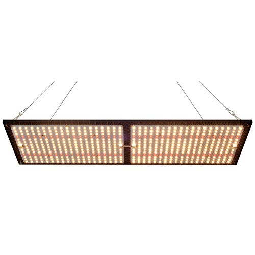 240W Led Grow Light 3'x4' Coverage Compatible with Samsung Lm301b & Inventronics Driver Dimmable 2000W Full Spectrum Led Plant Growing Lamps