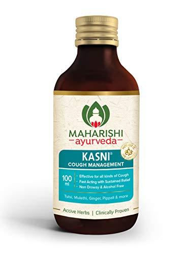 Maharishi Ayurveda Kasni Cough Syrup 100 ML (Pack of 3)
