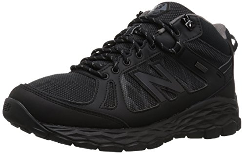 New Balance Men's Fresh Foam 1450 V1 Walking Shoe, Black/Castlerock, 8 W US