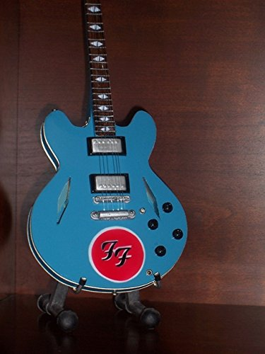 Mini Gitarre FOO FIGHTERS DAVE GROHL Anzeige GESCHENK