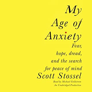 My Age of Anxiety audiobook cover art