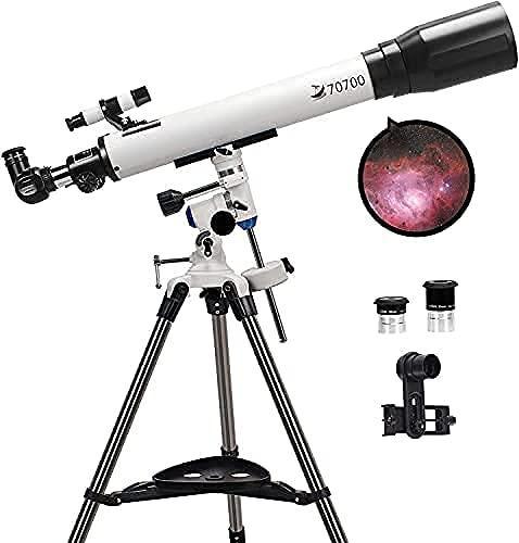 Solomark Telescope 70mm Aperture