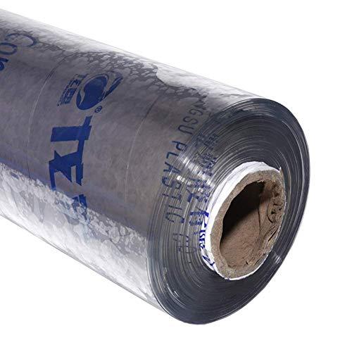 Dakbedekkingsplaat voor daktent in transparante regenbestendige versterkte kunststof voor gebruik buitenshuis voor zwaar gebruik Dikte 1 mm (afmetingen: 2 x 3 m) 4×4m