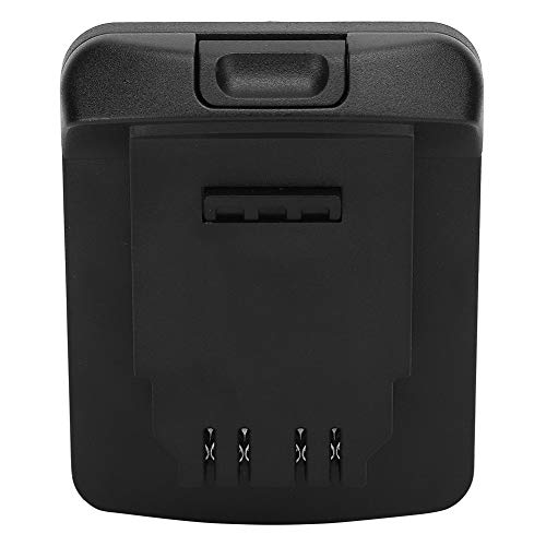 Adaptador Walfront Convert para batería de iones de litio Milwaukee M18 a batería de iones de litio DCB200 DCB205 de 20 V
