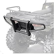 Polaris ATV Rear Deluxe Brushguard- Black