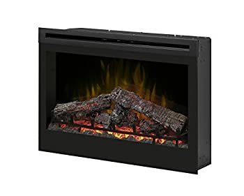 DIMPLEX DF3033ST 33  Electric Fireplace Insert Model 120V 780W 8.3 Amps Black