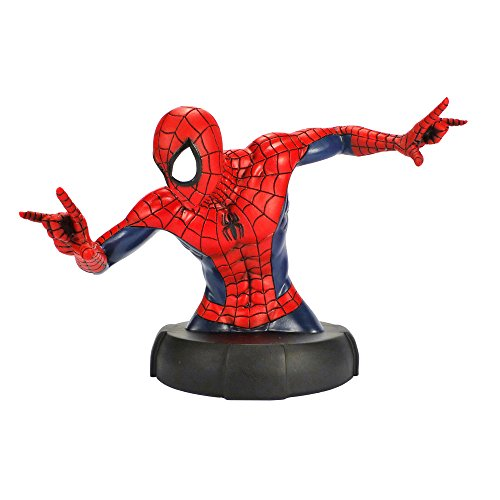 Sherwood Media - Busto Super Heroes Marvel de Spider-Man