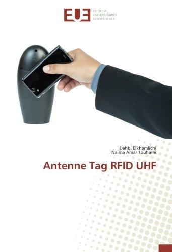 Antenne Tag RFID UHF