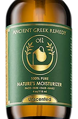 Unscented Organic Blend of
