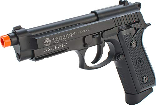 Taurus PT99 CO2 Full Metal Airsoft Pistol with Hop-Up and Blowback, 280-300 FPS