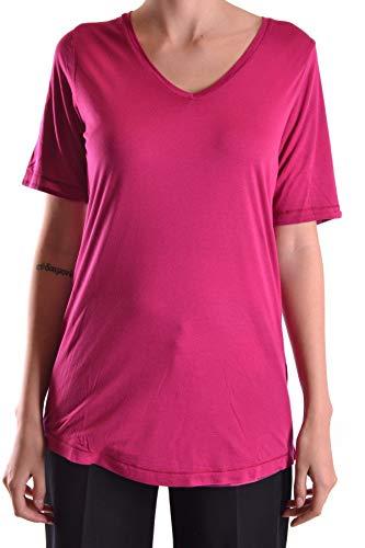 BURBERRY T-Shirt Donna - XS, Lilla
