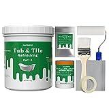 NADAMOO Tub and Tile Refinishing Kit DIY Sink...