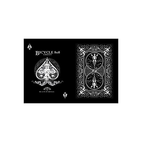 Mazzo Bicycle Black Ghost (Us Playing Card Company)