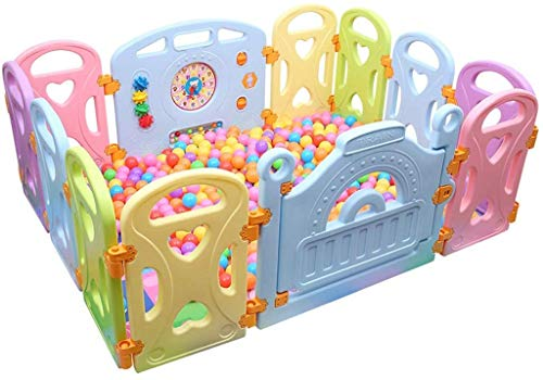Purchase Cxjff Baby playpen Simple Style-Children's Fence Easy to Install and Save Space Available i...