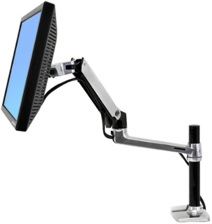 Ergotron Desk Mount LCD Arm, Tall Pole, 1736138