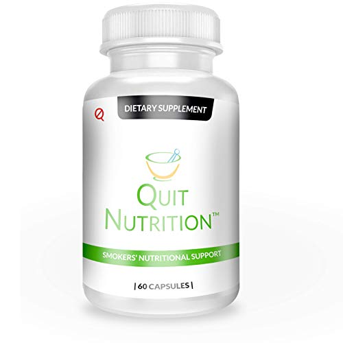 Quit Nutrition Smokers Nutritional Support, 30 Tablets