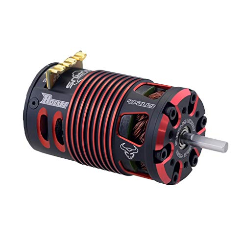 Find Bargain HHoo Rocket 4268 V2 1800KV Sensored Brushless Motor for 1/8 RC Car, Replacement Accesso...