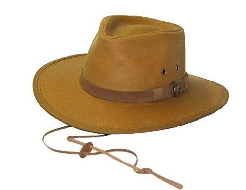 Outback Trading Kodiak Hat, Field Tan, Small