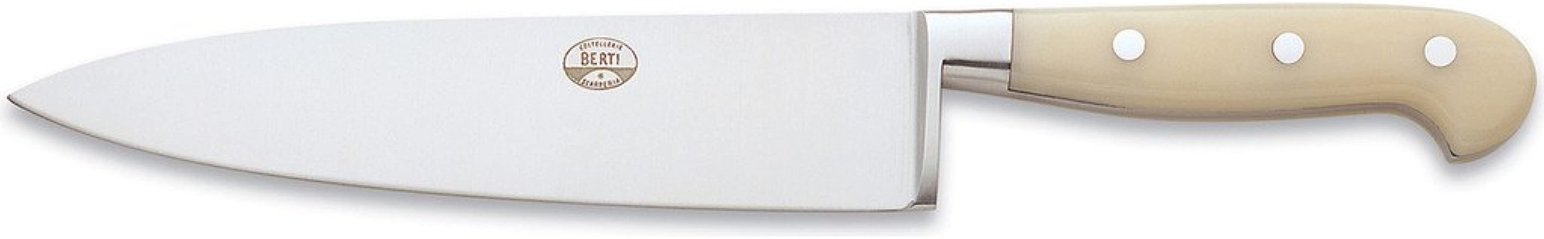 Coltellerie Berti 8 Chef S Knife Ivory Lucite Handle