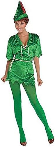 tienda IdealWigsNet Disfraz de Peter Pan     Elfo Femenino  ¡No dudes! ¡Compra ahora!