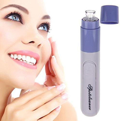 Retrait Blackhead Cleaner Portable Facial Pore électrique acné de point noir Pore Comedo Remover extracteur outil Outils Kit de nettoyage Kit visage