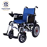 Tropical Trade Corporation Newest Medicare wheelchair/electric wheelchair/folding wheelchair for adults, handicapped, Disabled People