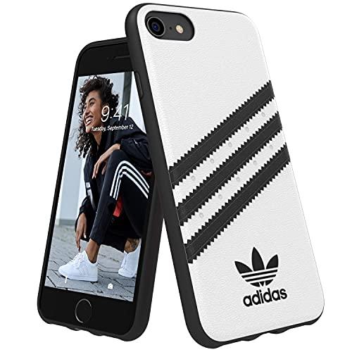 adidas Originals - Carcasa para iPhone 8/7/6S/6, Color Blanco