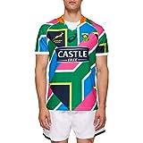 ASICS Maillot Rugby Afrique du Sud réplica 7s Domicile Adulte