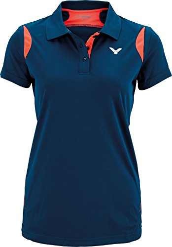 VICTOR Polo Function Female Coral 6928-36