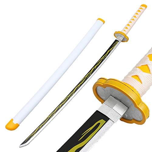 Demon Slayer Cosplay Katanas Blade Sword Weapon Prop Anime Ninja Sword Toys