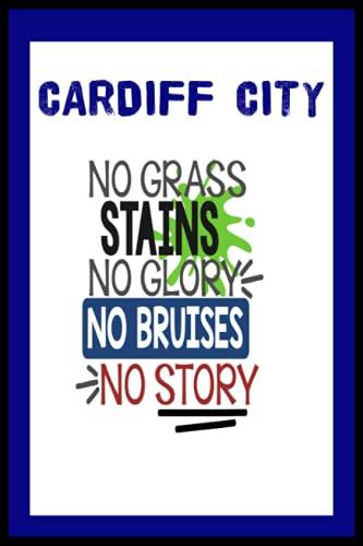 Cardiff City: Quick Journal, Cardiff City FC Journal, Cardiff City Football Club, Cardiff City FC Diary, Cardiff City FC Planner, Cardiff City FC